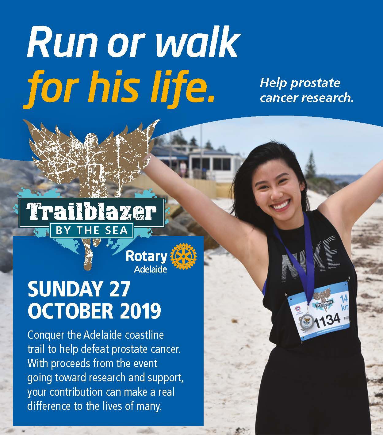 Trailblazer By The Sea - 27 October 2019